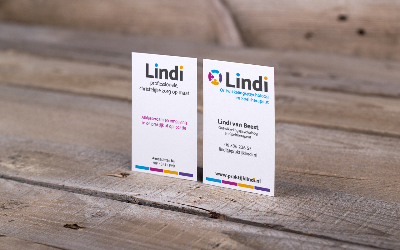logo restyling voor Lindi